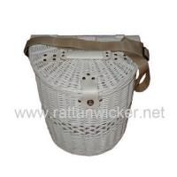 Buy cheap 2013 new style willow wicker picnic baskets hampers for 4 person PB1035-SRO from wholesalers