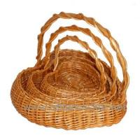 Buy cheap heart shaped valentine's day willow gift baskets BYS-GI-013 from wholesalers
