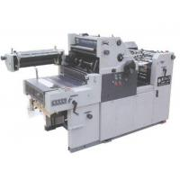 GL offset press with numbering unit