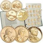 Buy cheap Complete Set of 2000-2013 Sacagawea Dollars, P, D & S in dansco from wholesalers