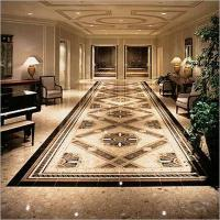 Buy cheap Marble Inlay Flooring from wholesalers