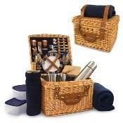 Buy cheap Canterbury Traditional Picnic Basket for 2 from wholesalers