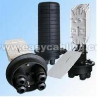 Buy cheap FTTH Products Product  FO heat Shrink Dome Closure 24-144F from wholesalers