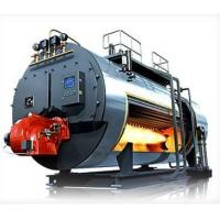Fire steam boiler