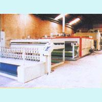 Through-Air Oven, Shoulder Padding Machinery Equipment (Low Pollution)