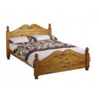 Buy cheap Acorn Pine Bed Frame from wholesalers