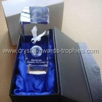 Buy cheap 3d laser crystal from wholesalers