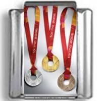 Buy cheap Olympic Medals Olympic Photo Charm from wholesalers