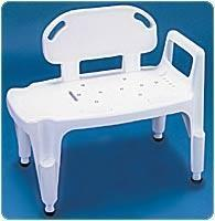 Buy cheap Bathroom Safety Aids COMPOSITE BATHTUB TRANSFER BENCH, UP TO 350LBS from wholesalers