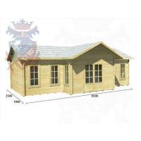 Buy cheap Log Cabins Gatwick 2127 from wholesalers