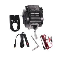 Buy cheap Boat Trailer Winch Portable winch 3500lb for boat from wholesalers