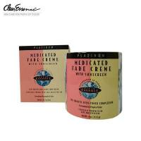 Buy cheap Clear Essence Platinum Line Medicated Fade Creme with Sunscreen from wholesalers