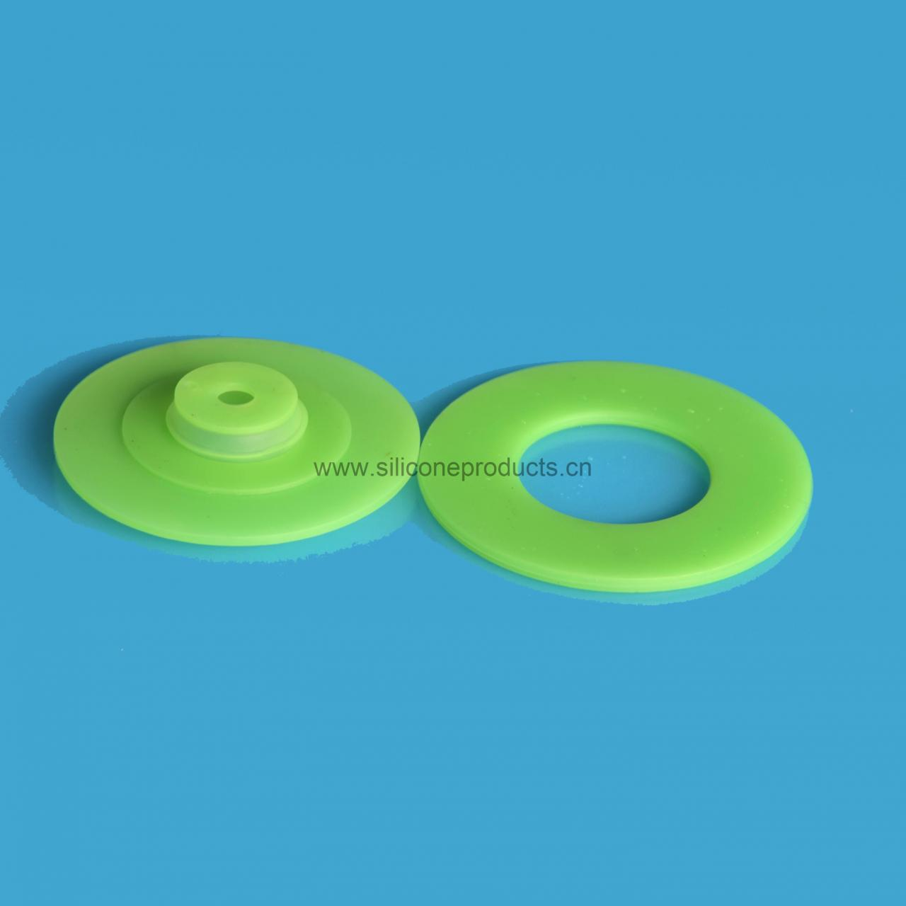 Buy cheap Liquid silicone rubber (LSR) OEM gasket from wholesalers