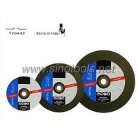 Buy cheap Depressed Center Cut-Off Wheels from wholesalers