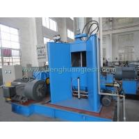 Buy cheap Rubber & Plastic Machinery Dispersion kneader/mixer for rubber and plastics from wholesalers