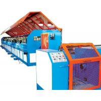 Buy cheap Straight Line Wire Drawing Machine LZ9/1200+Spool Take-up Machine GS 1250 from wholesalers