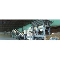 Buy cheap Mobile construction waste recycling equipment & crushing production line from wholesalers