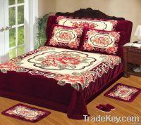 Buy cheap 4 PCS Blanket Set from wholesalers