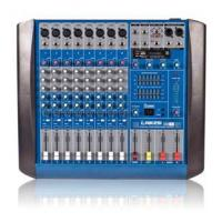 Pro-Mixer series 2014 new large display USB effects microphone mixer-GM8 Aaudio mixer
