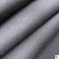 80GSM Woven Interlining,100% Polyester Twill Double-dot Interlining,Suitable for Over Coat.