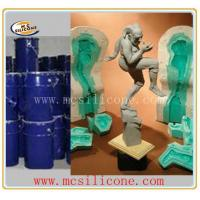 Buy cheap Sculpture Mold Making Liquid Silicone Rubber from wholesalers