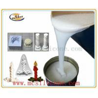 China RTV-2 Condensation Cure Silicone Rubber decorative candles molds making by liquid silicone rubber on sale