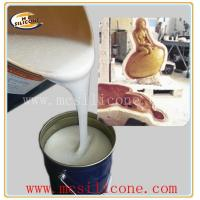 Buy cheap RTV-2 Condensation Cure Silicone Rubber Sculpture Mold Making Silicone Rubber from wholesalers