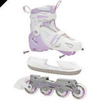 Buy cheap XTS 600 Girls Interchangeable/Adjustable Skate from wholesalers