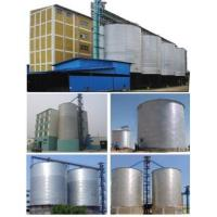 Silo Silos for wheat and maize