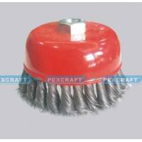 Buy cheap WIRE BRUSHES Wire Cup Brushes, Knotted from wholesalers