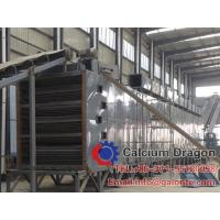Buy cheap briquette machine Belt Dryer from wholesalers