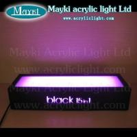 Buy cheap Acrylic liquor display LED bottle holder from wholesalers