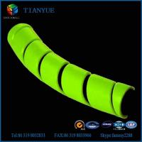 Buy cheap spiral wrap Proutcts productname:spiral cable wrap product