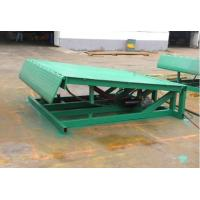 Buy cheap Stationary hydraulic yard ramp/leveler HQ from wholesalers