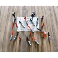 Buy cheap Woodworking machinery cutters Drilling bits from wholesalers