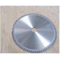 Buy cheap Woodworking machinery cutters Panel saw blade from wholesalers