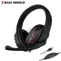 Buy cheap USB Headset USB-612 from wholesalers