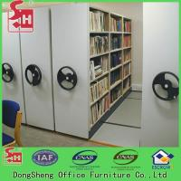 Buy cheap Compactus/Mobile Shelving Racks shelving office furniture files cabinet from wholesalers