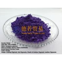 Buy cheap Other Pigments Sundur Violet 03 from Wholesalers