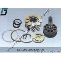 Buy cheap SG02 cylinder block, SG02 valve plate, SG02 piston shoe, SG02 set retainer plate from wholesalers