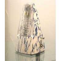 Buy cheap A-09 Mechanical Metronome with blue-white porcelain surface product
