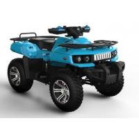 Buy cheap Blue 4X4 Quad Bikes 400cc Top Speed 85 Km/H With EEC & EPA from wholesalers