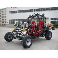 Buy cheap Red 250cc Racing Gokart Buggy For Adult , 2 Seat Dune Buggy KD 250GKA-2Z from wholesalers
