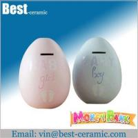 Ceramic money box ceramic money box for kids