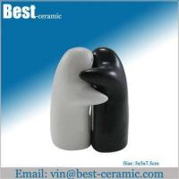 Buy cheap Ceramic salt&pepper shaker ceramic shaker product