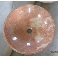 Buy cheap Stone Sinks Red Alicante Sink from wholesalers