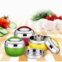 Buy cheap Food Container JP-FCB04 BPA-free eco 800 / 1000 / 1300 ML Insulation Lunch .. product