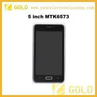 Buy cheap TABLET PC 5 MTK6573 Android smartphone tablet pc from wholesalers