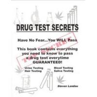 Buy cheap Drug Testing Books Drug Test Secrets from wholesalers