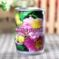 Buy cheap Flowers&Grass Myrtle Flower/Crape Myrtle/Flower In Can/Tin Plants/DIY Planting product